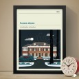 Home Alone Art Print - Red Candy