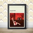 The Evil Dead Art Print - Red Candy