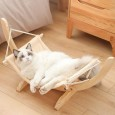 Lazy Puss Cat Hammock - Red Candy