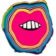 Lips Cushion - Red Candy