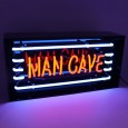 Man Cave Neon Box Light - Red Candy