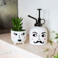 Mister & Mrs Plant Set - Red Candy
