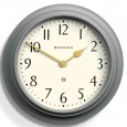 Newgate Westhampton Clock (Posh Grey) - Red Candy