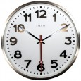 Nextime Super Station Clock (Numbers) - Red Candy