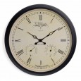 Nextime Wehlington Weather Station Clock - Small - wall clock
