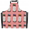 B**ch I'm the Secret Ingredient Apron - Red Candy