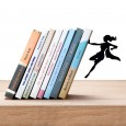 Supergal Bookend - Red Candy