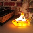 The Beatles Yellow Submarine Mini LED Lamp - Red Candy