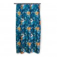 Tropical Shower Curtain - Red Candy