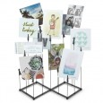 Umbra Crowd Photo Display - Black - quirky desktop photo display