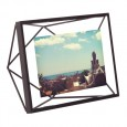 Umbra Prisma Photo Frame 4x6 - Black - geometric photo display