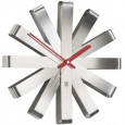 Umbra Ribbon Clock - 30cm modern wall clock