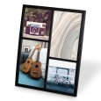 Umbra Senza Multi Photo Display (Black) - Red Candy