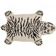 White Tiger Doormat - Red Candy