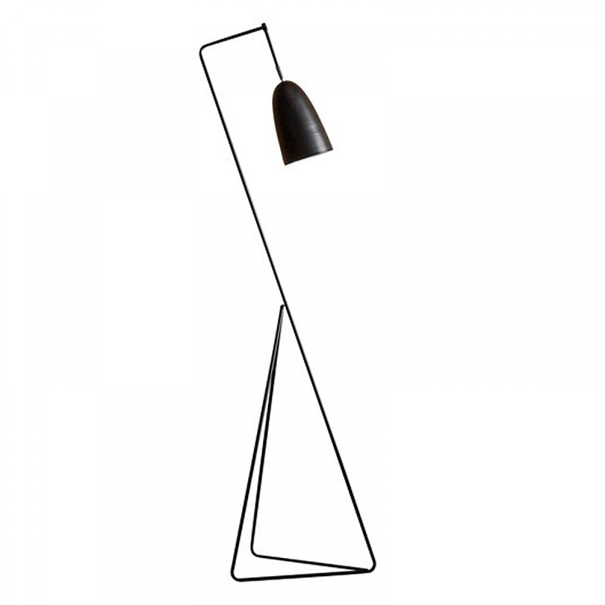 Wire Floor Lamp Black Red Candy Wiring A