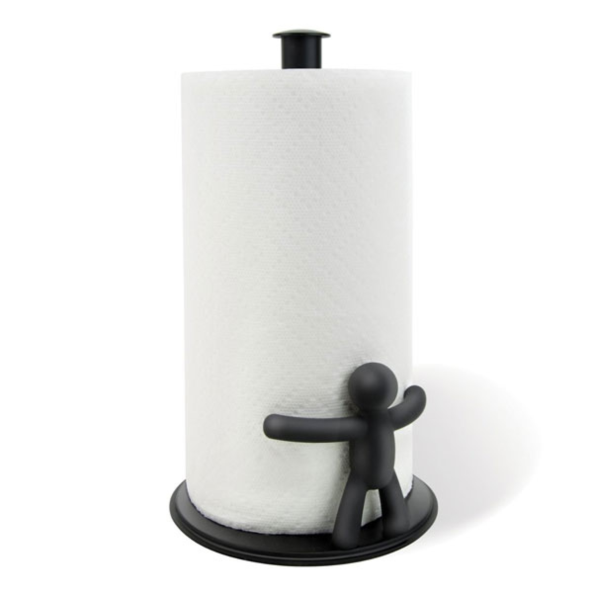 Umbra Buddy Paper Towel Holder - Red Candy