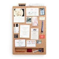 CorkFrame Memo Board (Portrait) - Red Candy