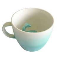 Diplodocus Dino Mug - Quirky Dinosaur Cup - Disaster Designs