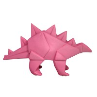 Stegosaurus Pink Dino Mini LED Lamp - Novelty Dinosaur Desk Light