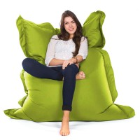 Oxford Bean Bag (Lime 3 Sizes) - Red Candy