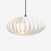 IUMI Nefi Pendant Light (White) - Red Candy