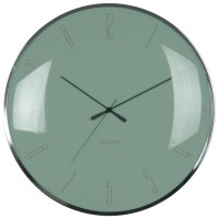 Karlsson Dragonfly Wall Clock - Green - designer wall clock