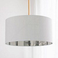 Silhouette Cotton Lampshade - Cole & Son The Woods - Love Frankie