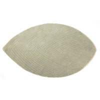 Quill Rug - small leaf rug