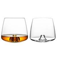 Normann Copenhagen Whiskey Glasses - designer whisky glasses