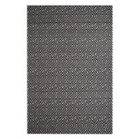 Maisey Rug (Black) - Red Candy