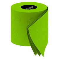 Renova Lime Green Toilet Paper - Red Candy