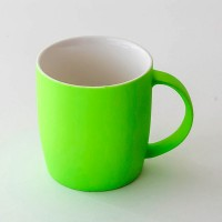 Neon Mug (Green) - Red Candy