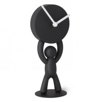 Umbra Buddy Desk Clock - characterful standing clock