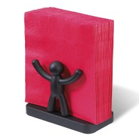 Umbra Buddy Napkin Holder - characterful serviette stand