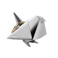 Umbra Origami Ring Holder (Bird) - Red Candy