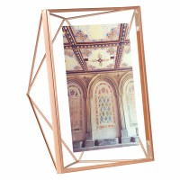 "Umbra Prisma Photo Frame (5x7"" Copper) - Red Candy"