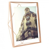 "Umbra Prisma Photo Frame (8x10"" Copper) - Red Candy"