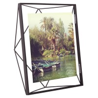 Umbra Prisma Photo Frame 8x10 - Black - geometric photo display