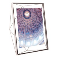 Umbra Prisma Photo Frame 8x10 - Chrome - metal wire photo display