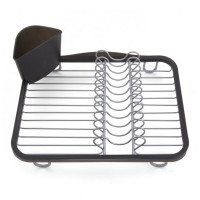 Umbra Sinkin Dish Rack (Smoke) - Red Candy
