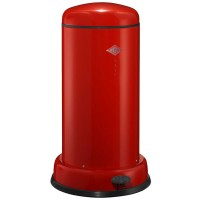 Wesco Baseboy 2L Red Bin - modern pedal bins from Red Candy