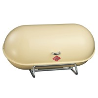 Wesco Breadboy Bread Bin (Almond) - Red Candy