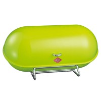 Wesco Breadboy Bread Bin – lime green kitchen bread bin