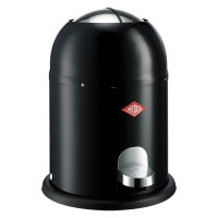 Wesco Kickmaster Bath Bin (Black) - Red Candy