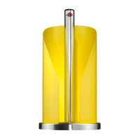 Wesco Kitchen Roll Holder - Lemon Yellow - kitchen roll dispenser