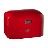 Wesco Single Grandy Bread Bin – small red bread bin