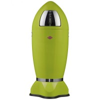 Spaceboy Bin Lime Green - Wesco rocked bin