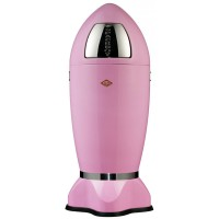 Wesco Spaceboy Pink - spaceship shaped bin