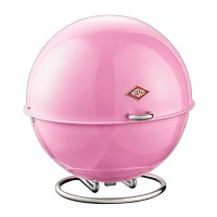 Wesco Superball Bread Bin (Pink) - Red Candy
