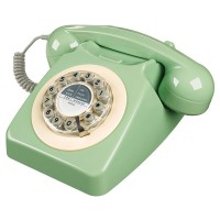 Wild & Wolf 746 Phone (Swedish Green) - Red Candy